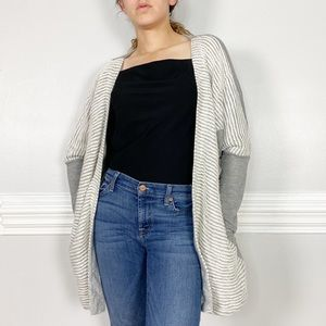 Anthro Dolan Oversize Knit Cardigan with Pockets